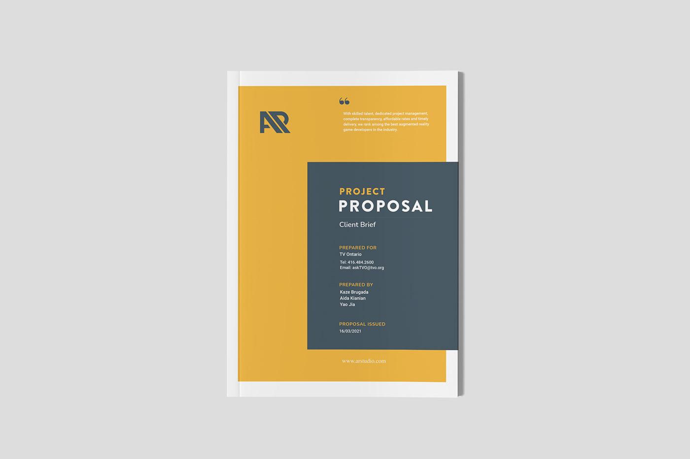 application business ganttchart presentation Project projectproposal Proposal