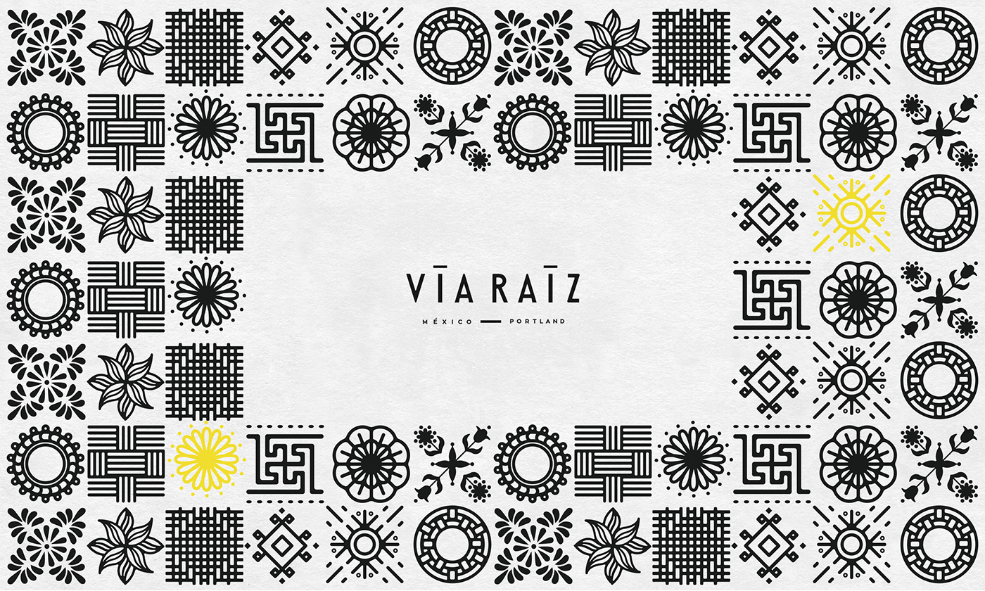 Via Raiz Modern Mexican Craft Design Store On Behance