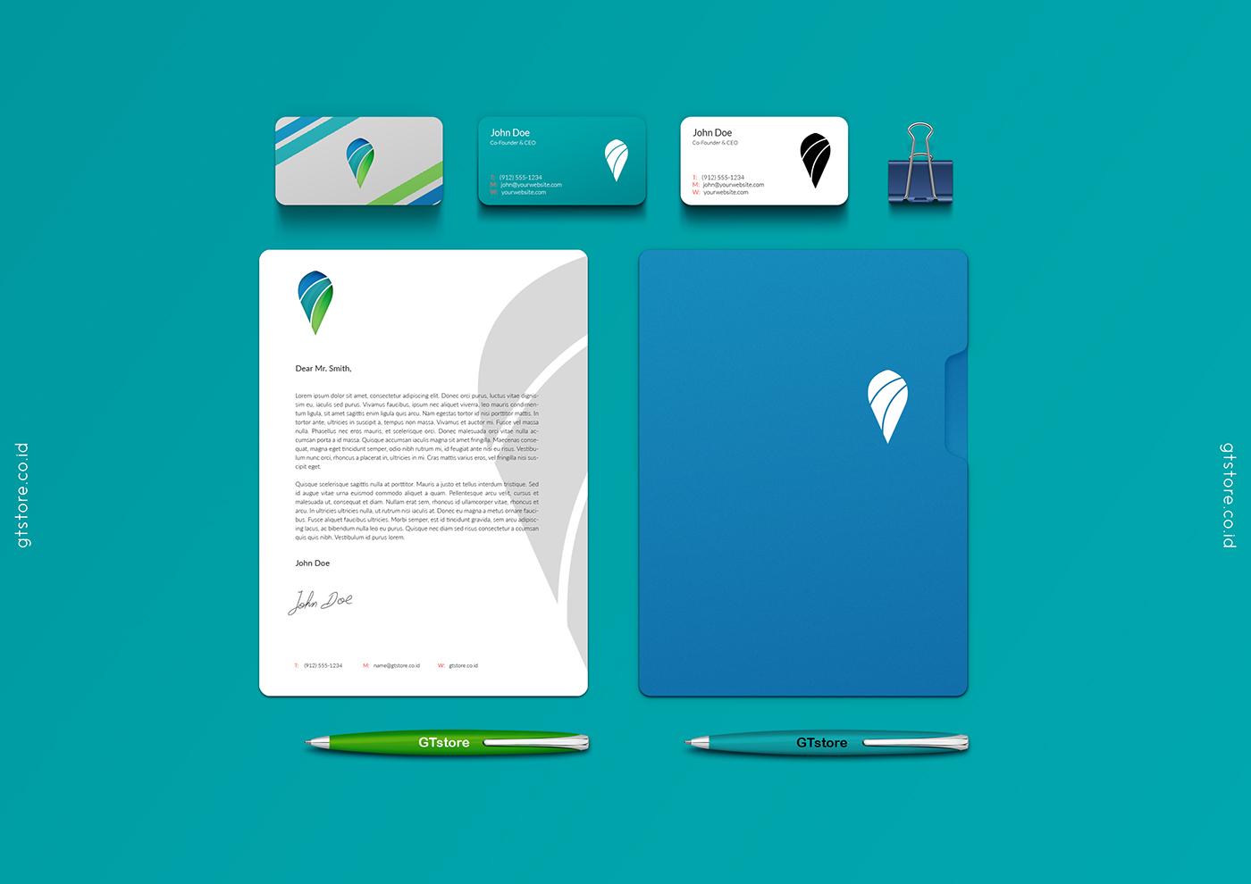 General Trading Store (E-Commerce) // Logo Design on Behance