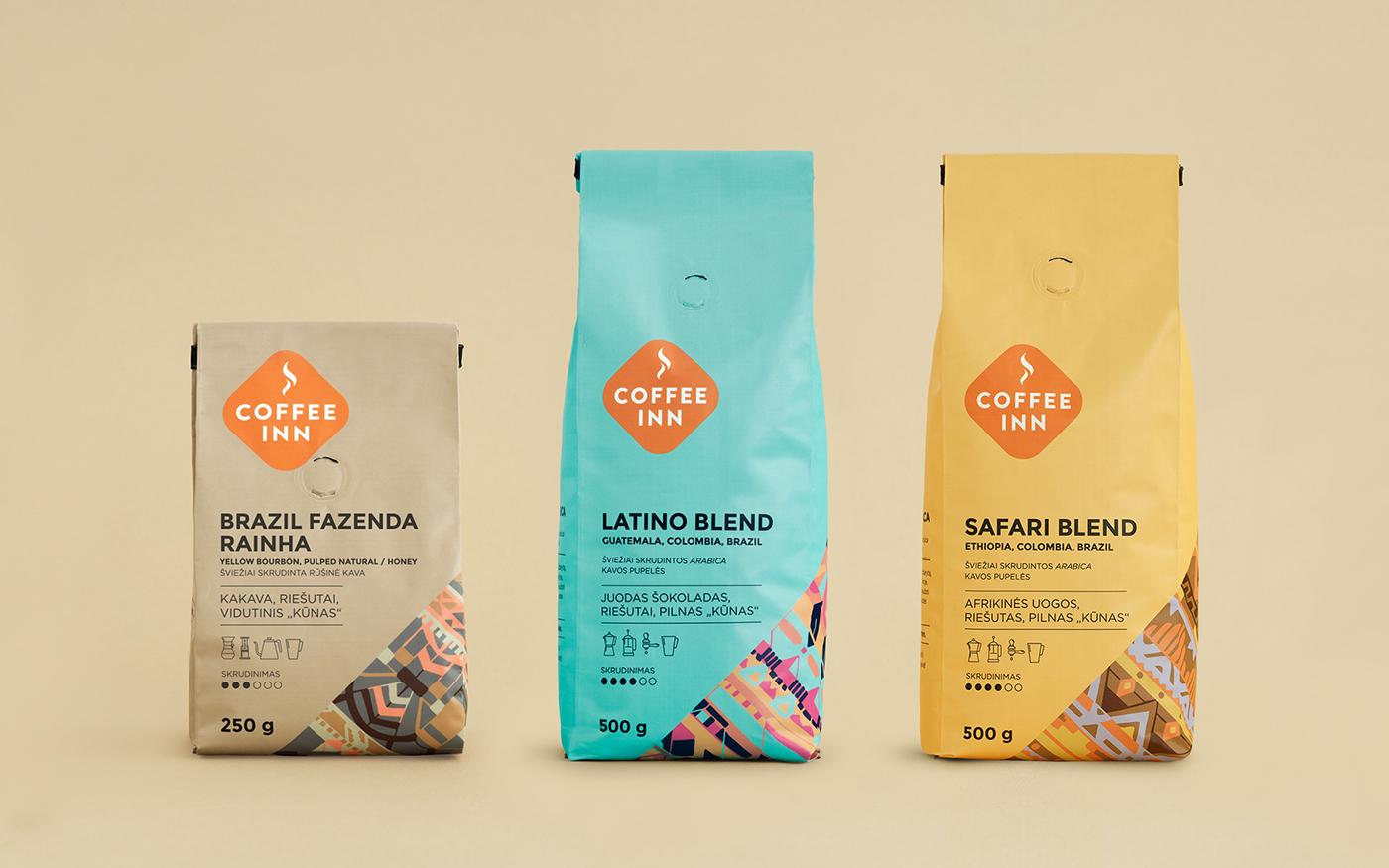 COFFEE INN Coffee On Behance