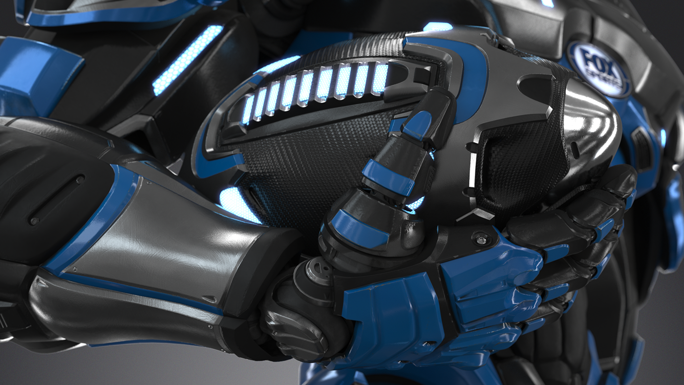 FOX Sports Cleatus 3.0 on Behance