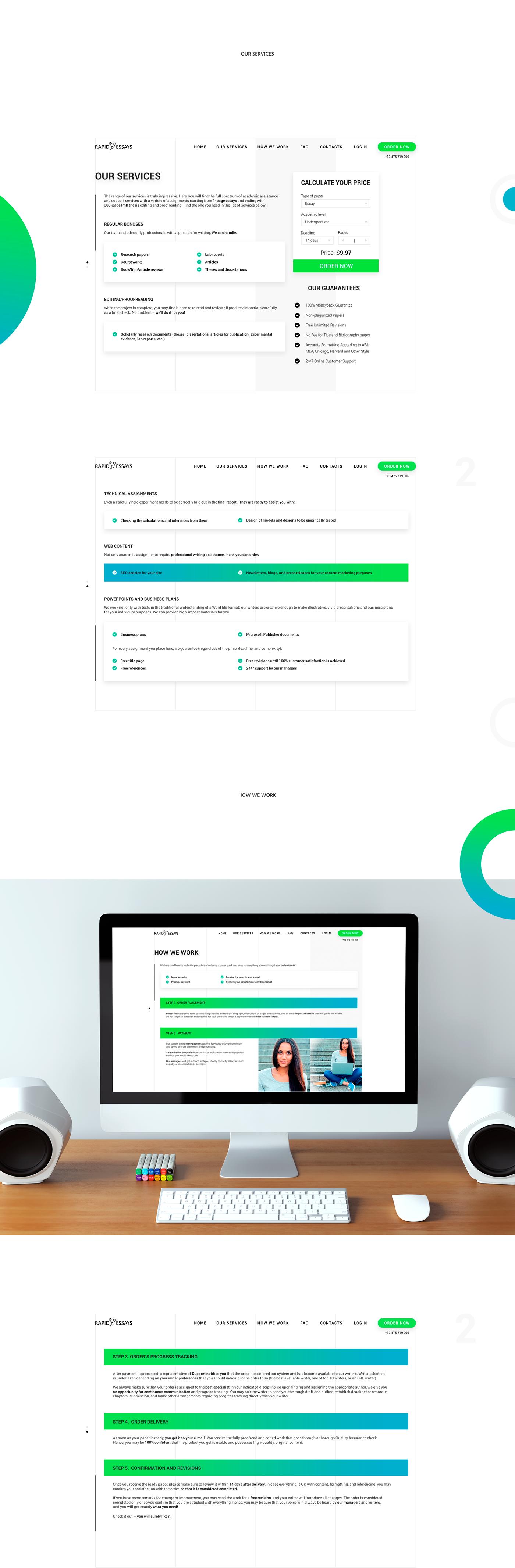 Webdesign uidesign UserInterface UserExperience ux essay essays creative ui design writer
