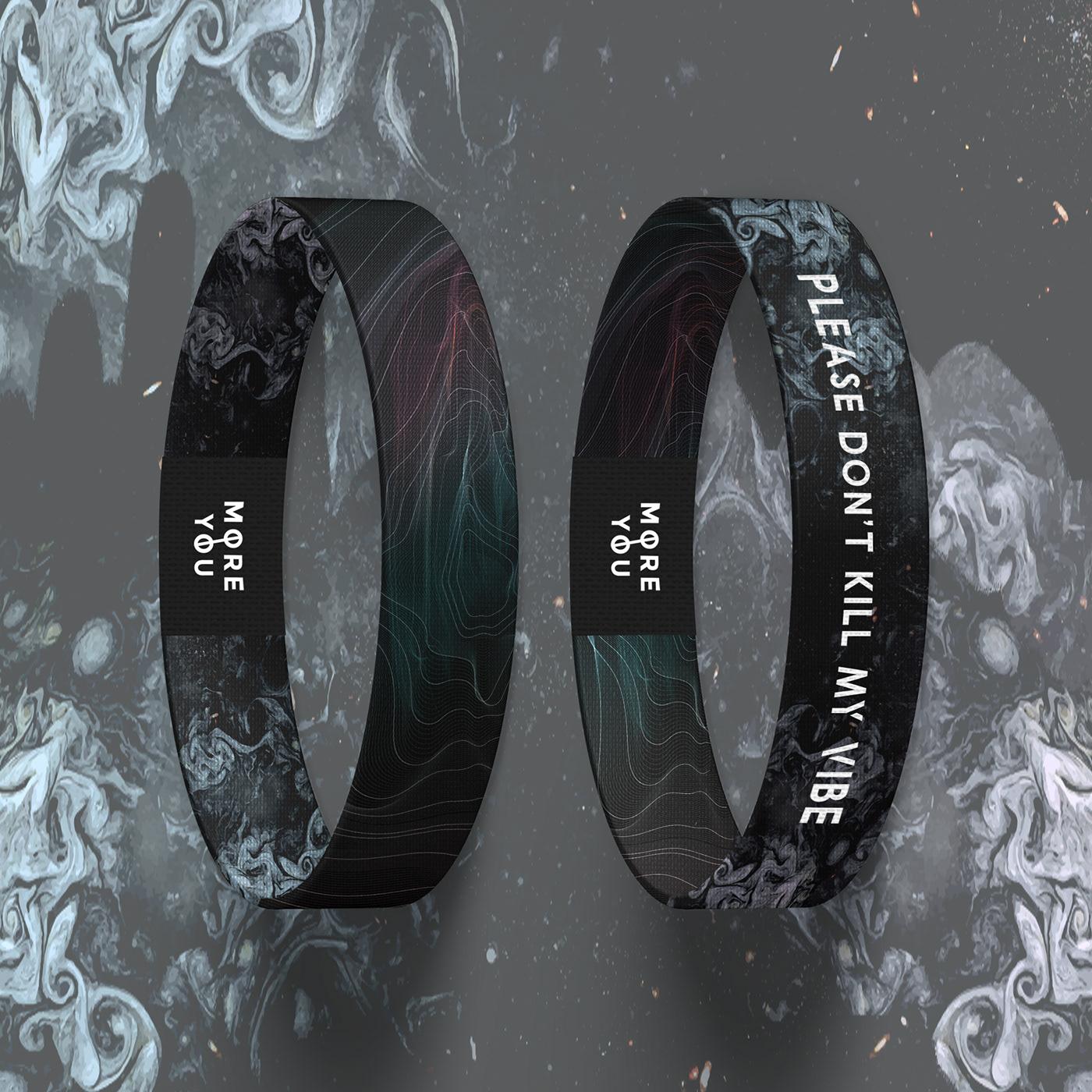 accessories bracelets Graphicdesign logo logo mock up