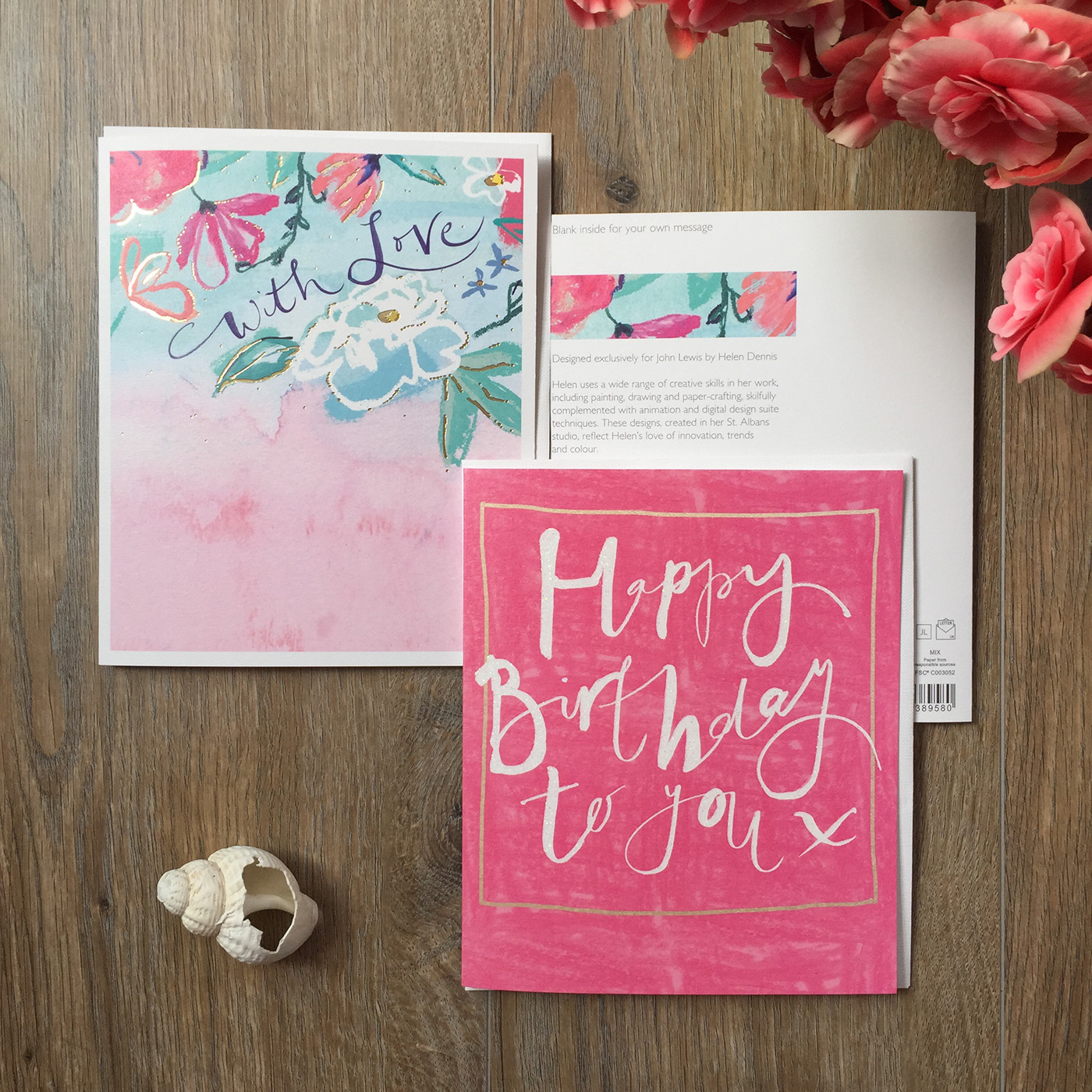 greeting cards designed exclusively for john lewis on behance