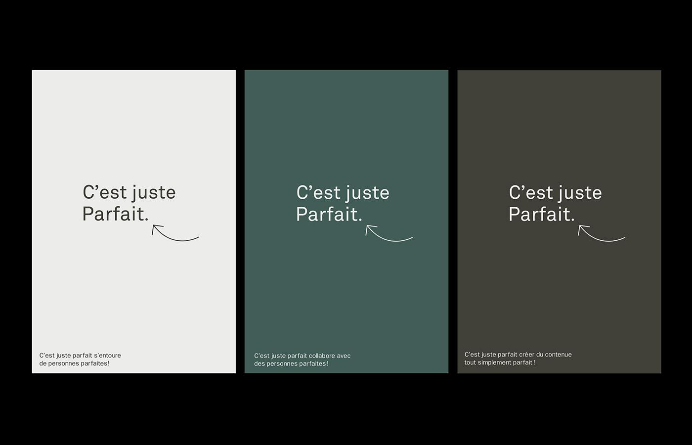 design branding  graphic design  identité visuelle