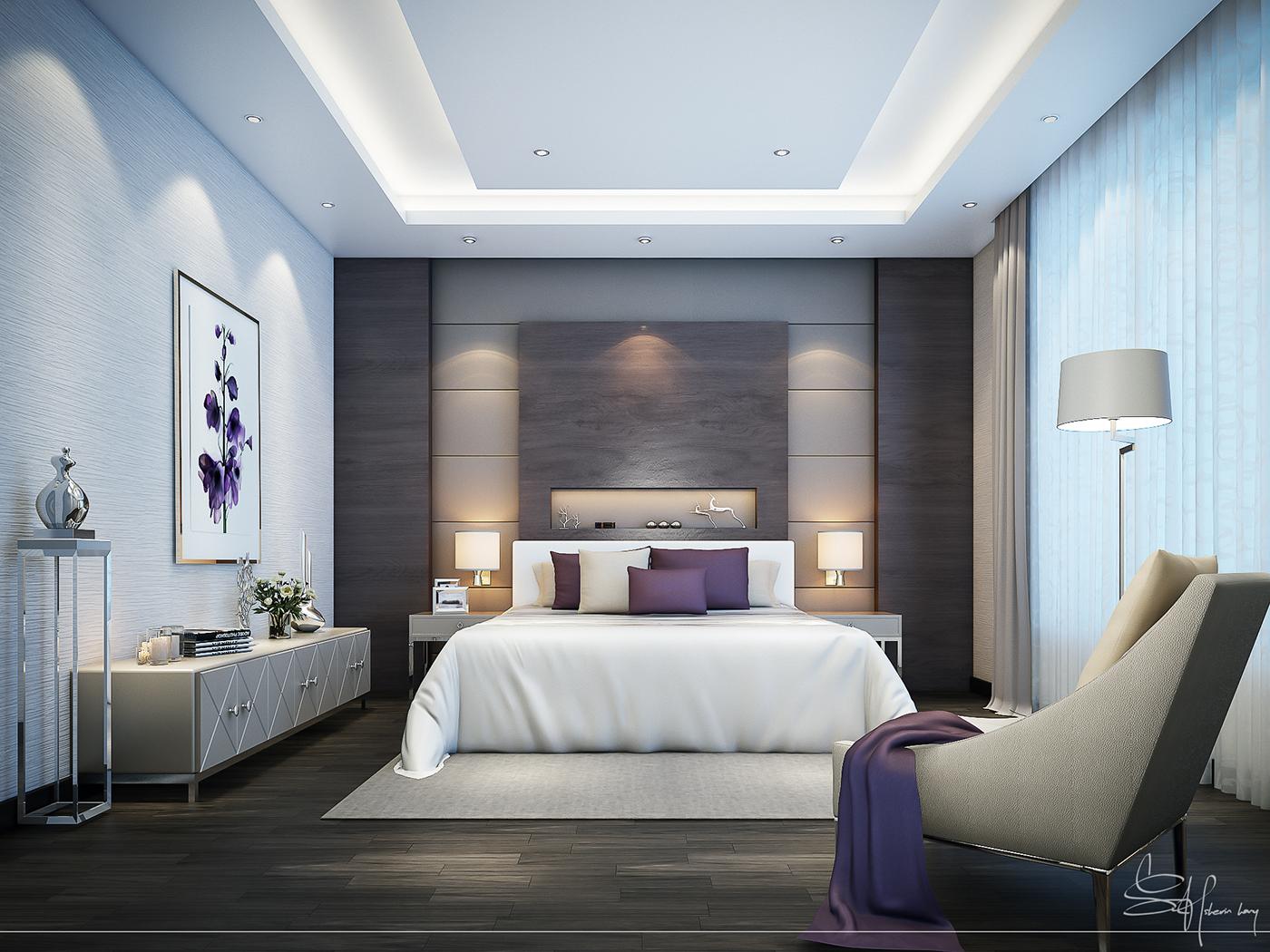 優秀的44張臥室設計欣賞