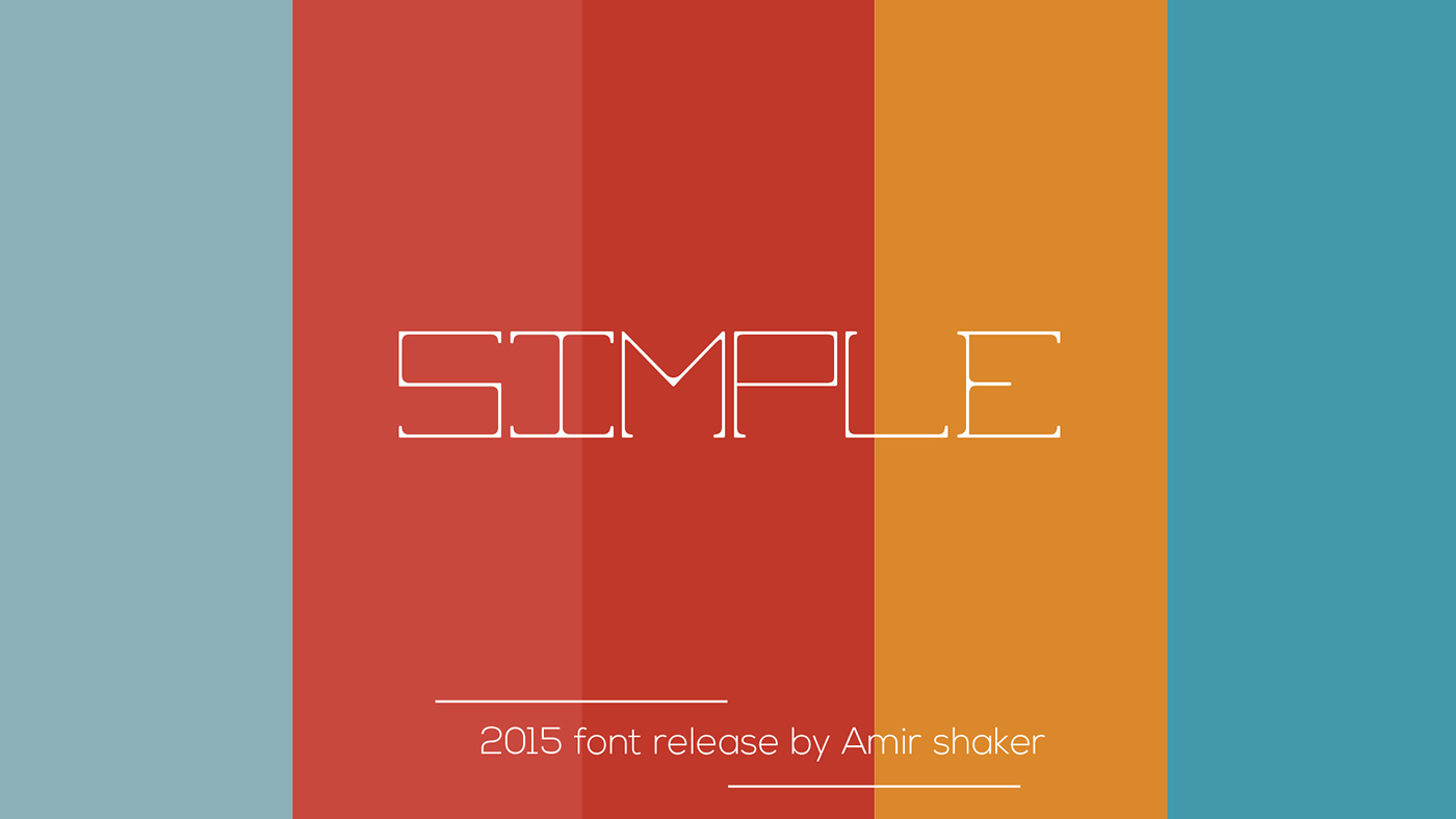 Simple Font Download
