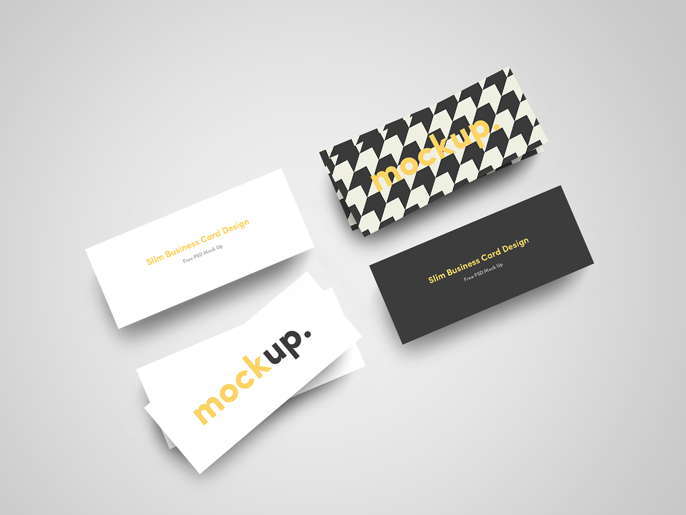 slim business cards - Pertamini.co