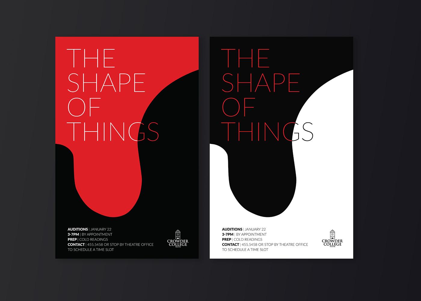 有創意感的34套海報排版欣賞