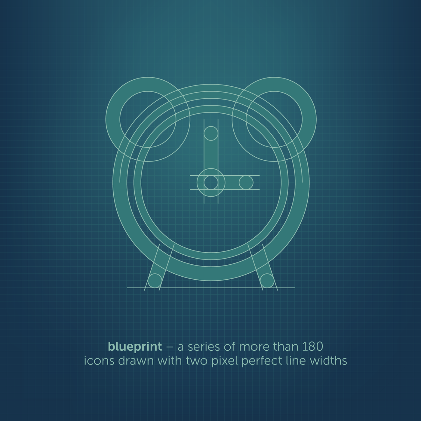 Blueprint a series of free icons from to icon on behance available for free from to icon malvernweather Choice Image