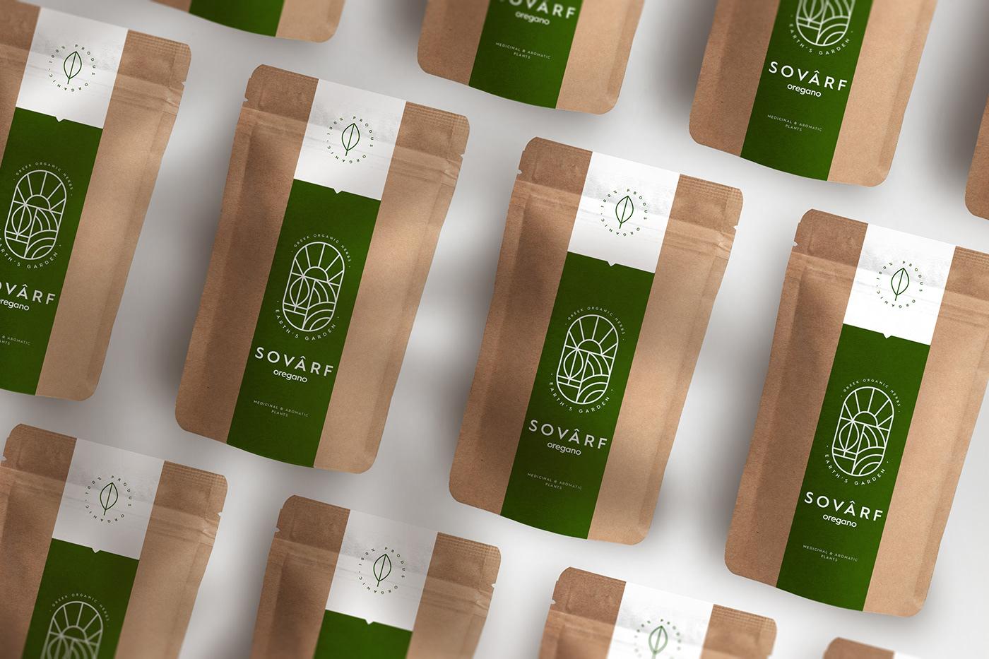 branding ,ILLUSTRATION ,logo,logodesign,oregano,organicproduct,Packaging,productpackaging,tea,brand