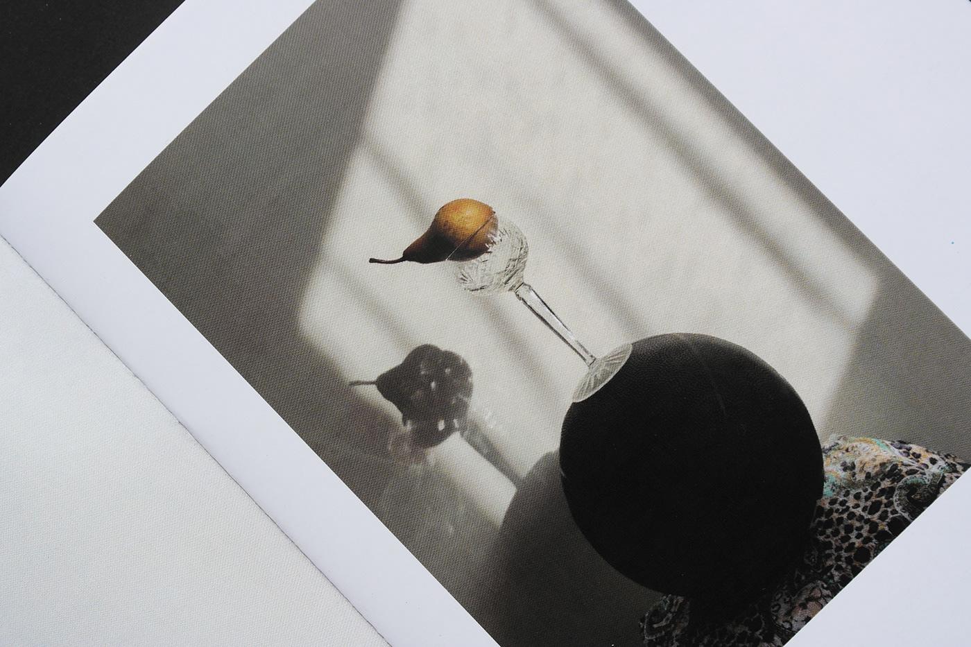 balance editorial experimental photo Photography  still life Zine