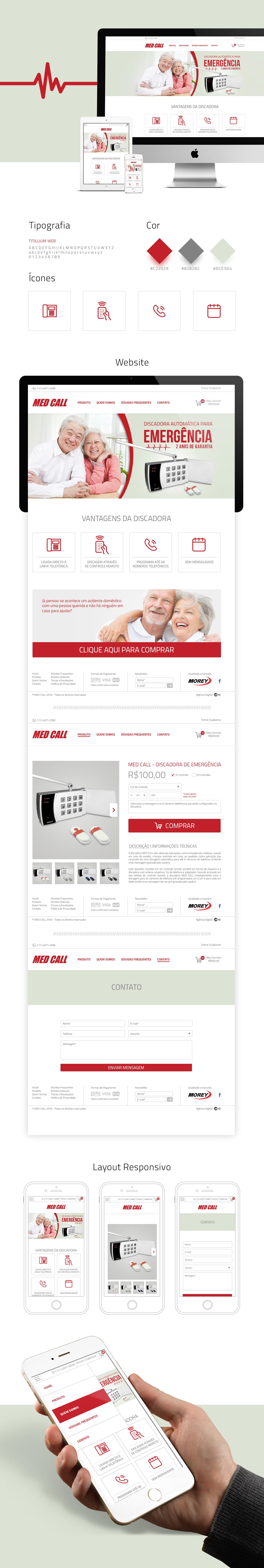 Website - MedCall