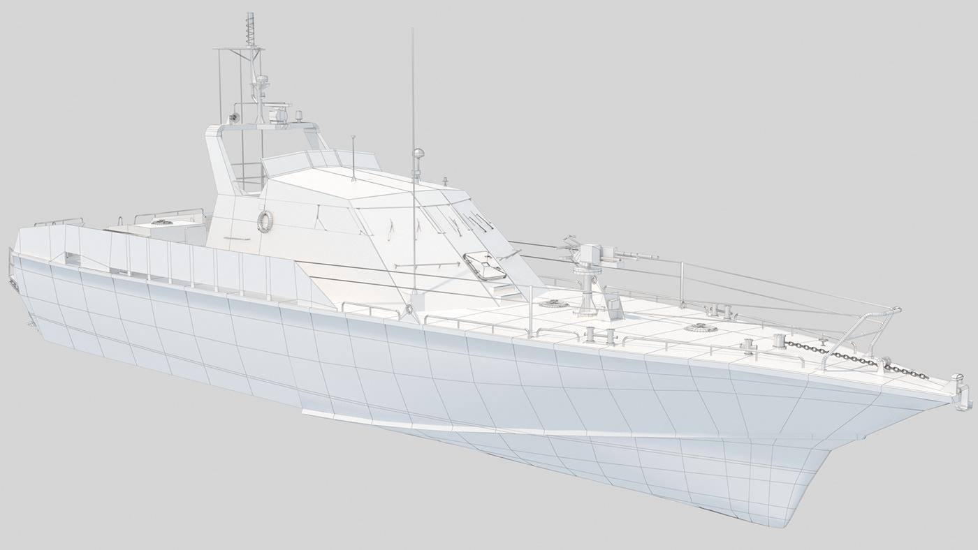 Image may contain: ship, sky and boat