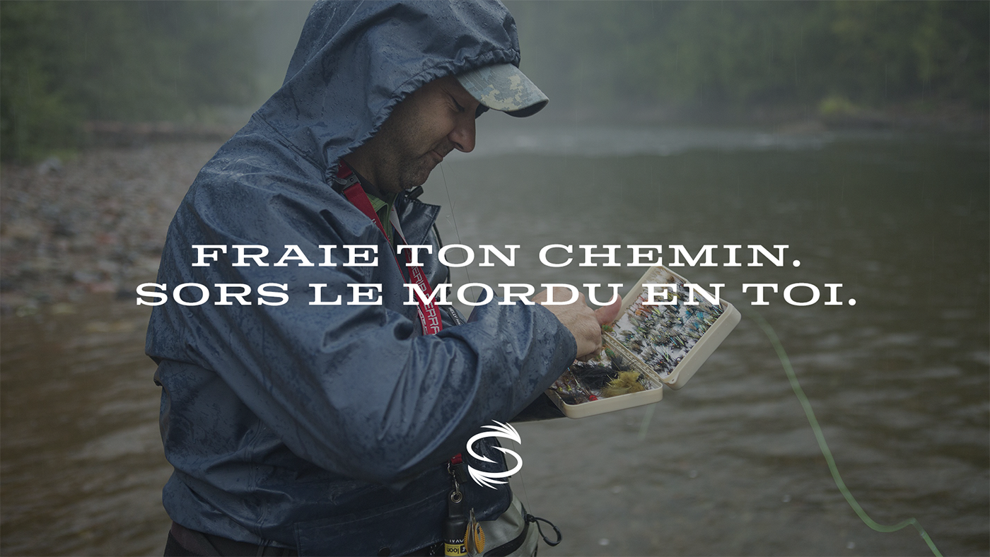 salmon fishing fish Quebec Outdoor adventure sport Hunting