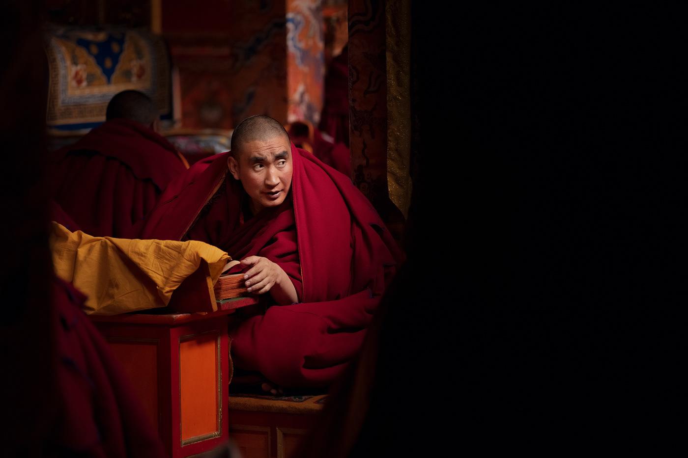Buddhist Documentary  humane monks tibet Travel