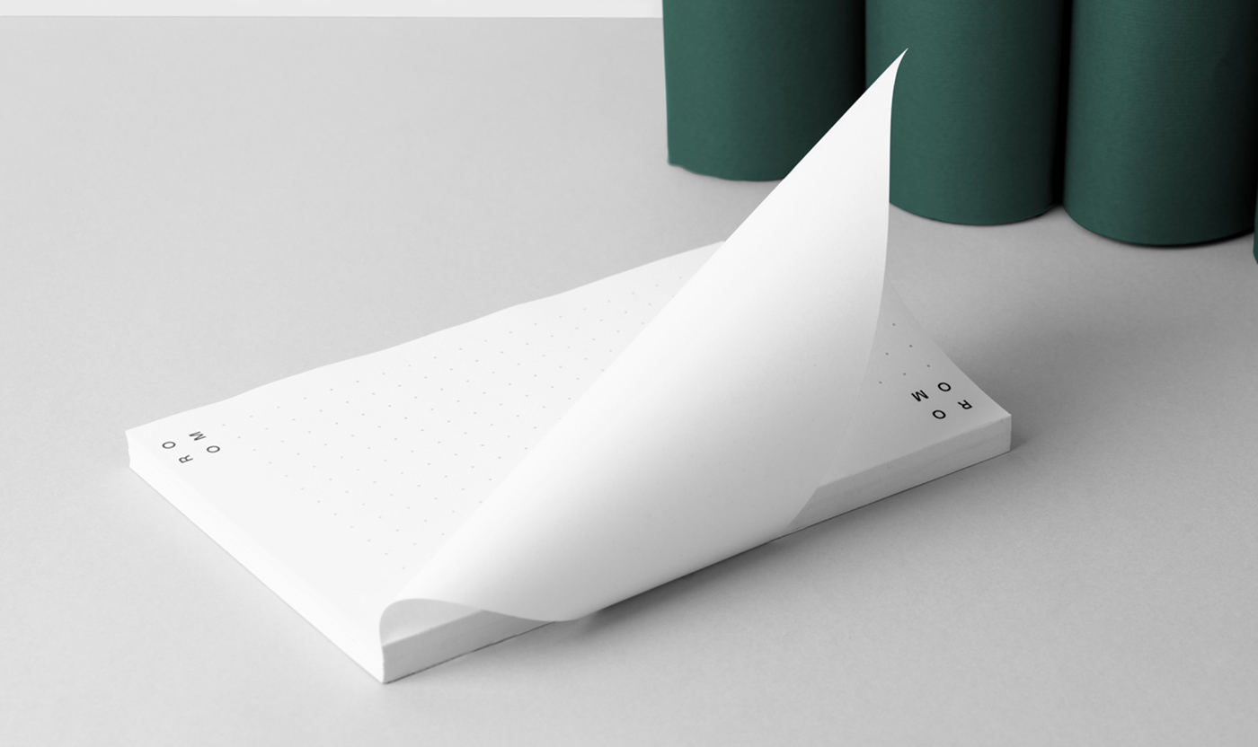 minimalist notepad