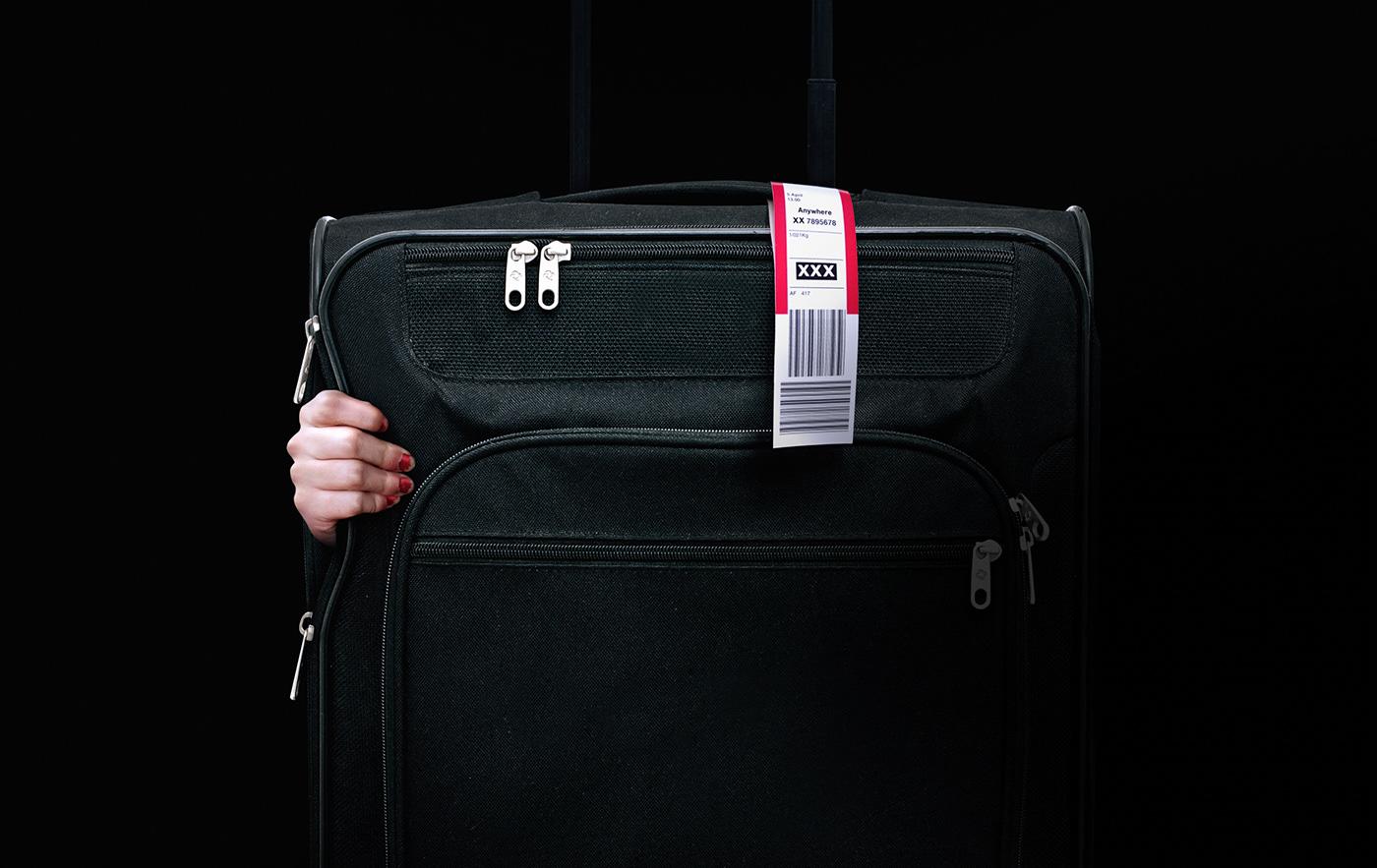 child abuse Despair hand human trafficking suitcase COVID-19 crime black hole Fashion