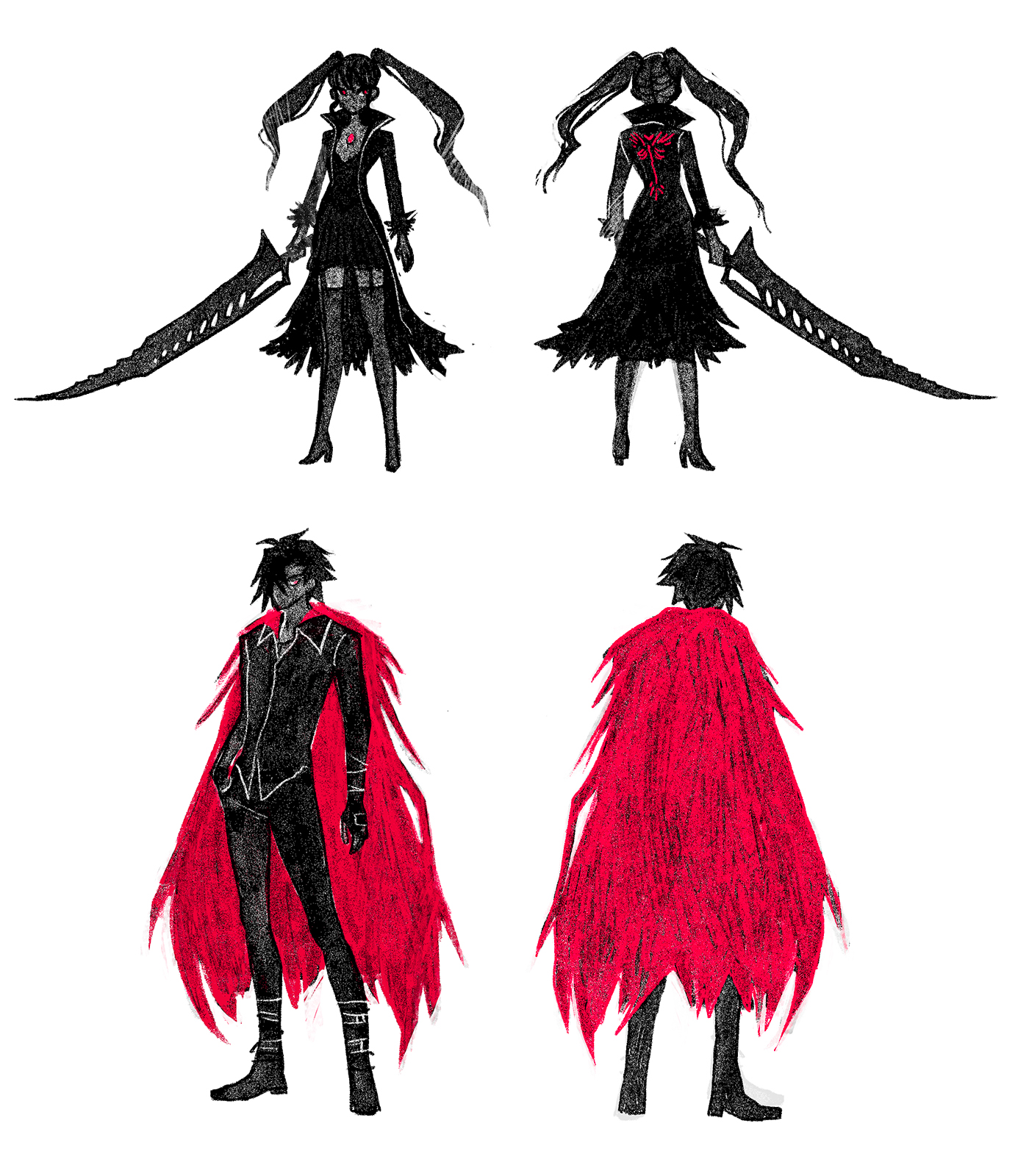 Character Design Jobs Nyc : Bandai namco code vein on behance