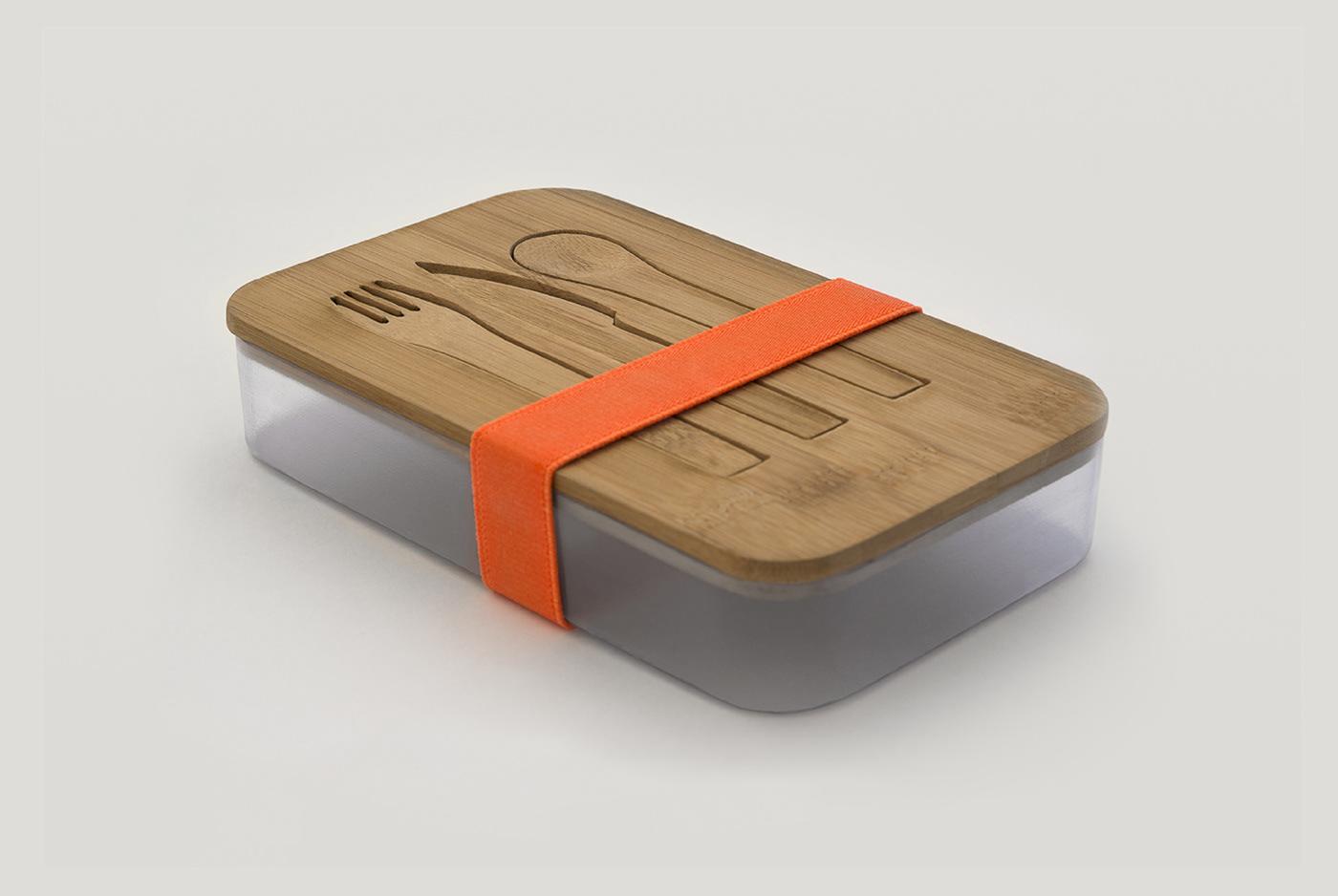 細緻的23套餐具盒設計欣賞