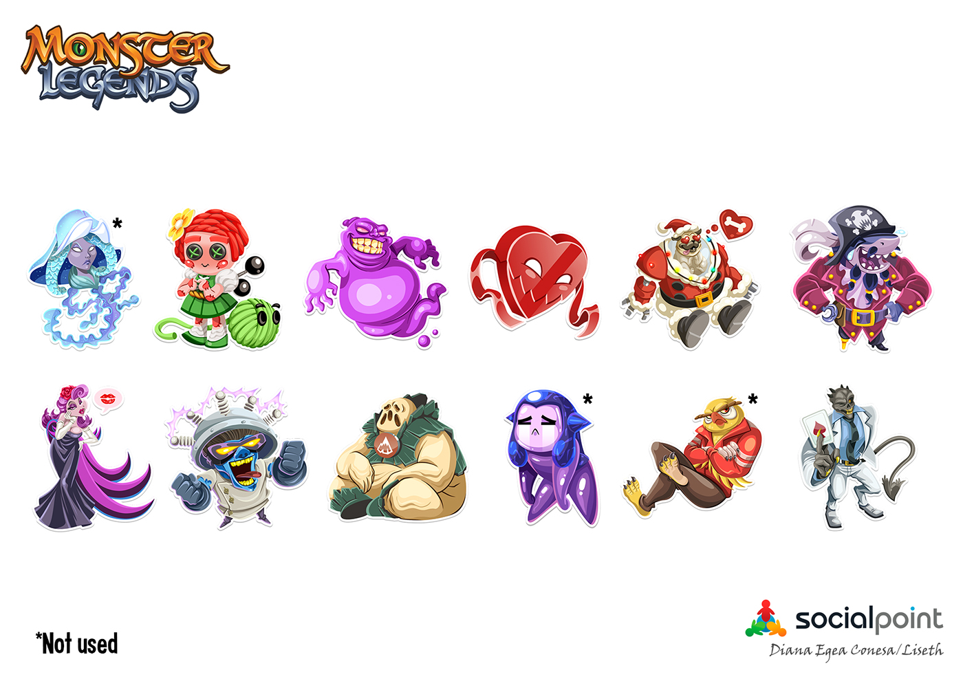 stickers Dragon City dragons monsters Monster Legends legends expressions Emojis
