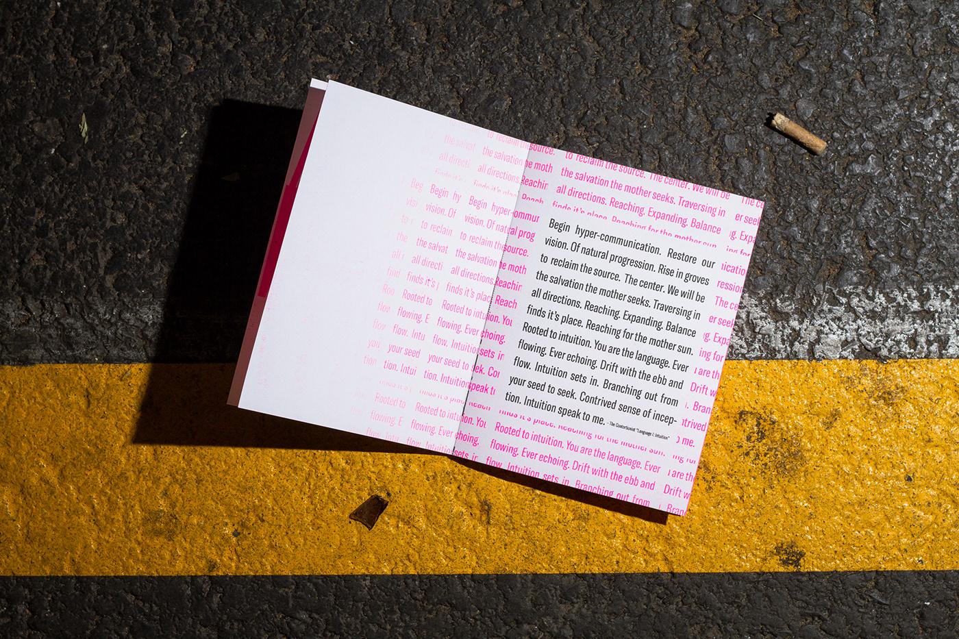 graphicdesign ILLUSTRATION  Screenprinting branding  neon orange yellow editorial posterzine