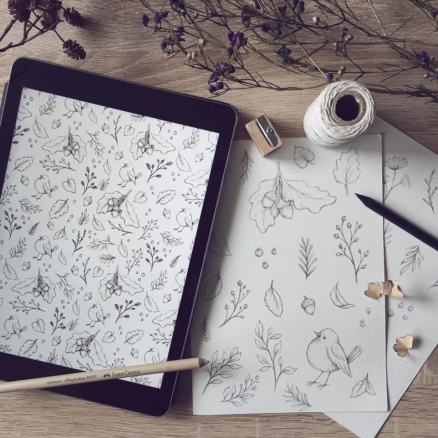 細緻的21套可愛圖案設計欣賞