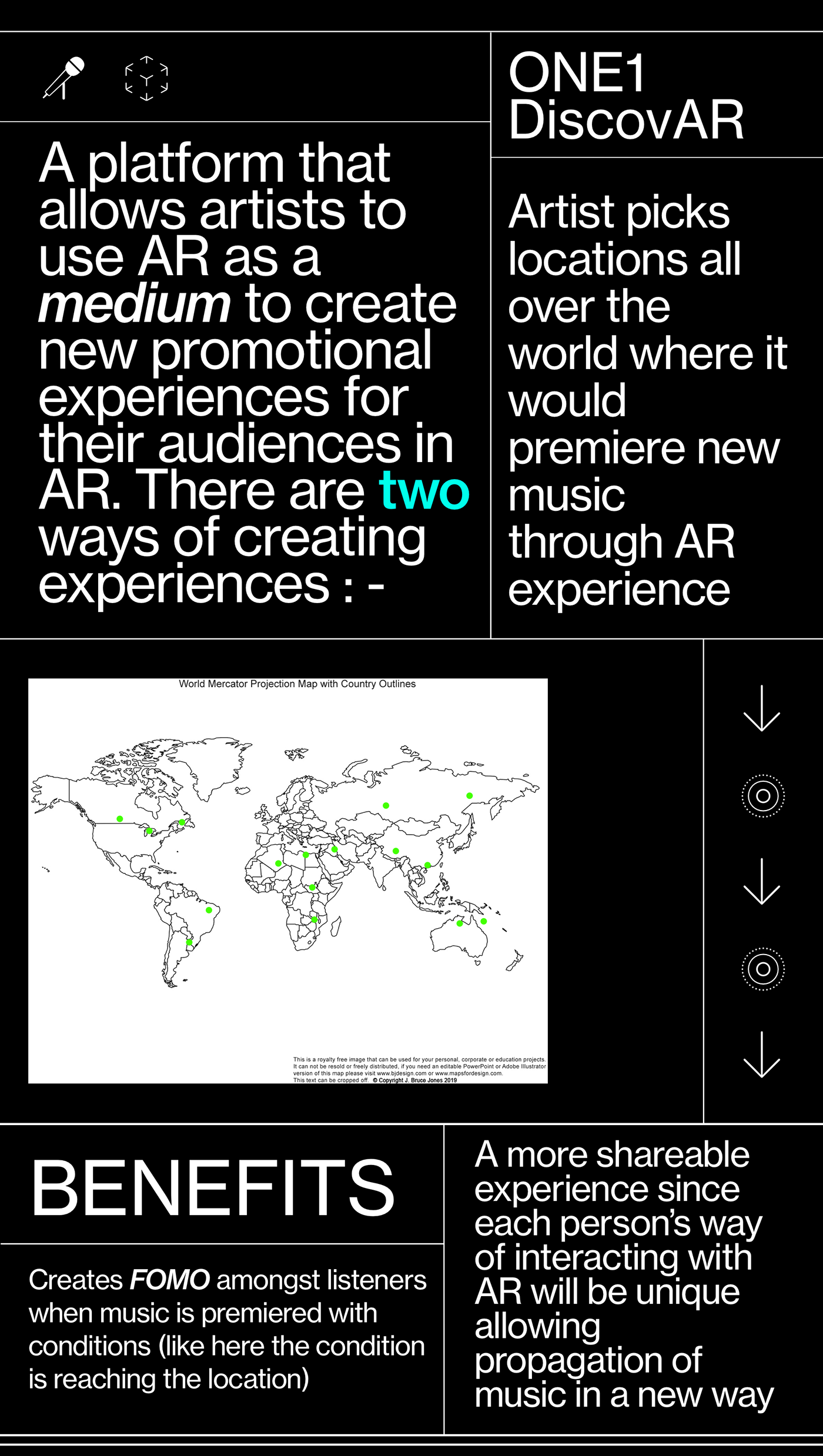 uiux augmented reality AR Interaction design