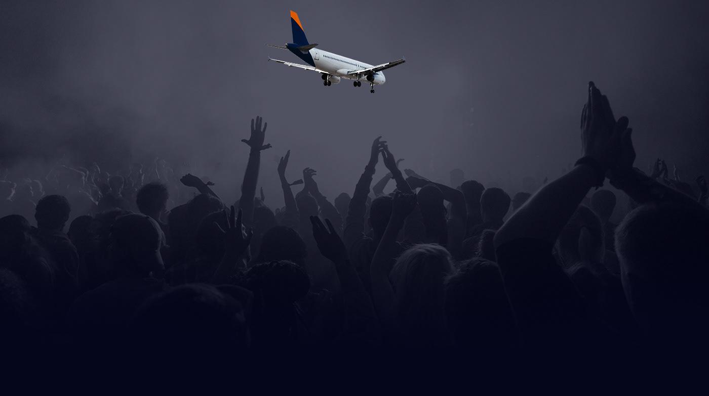 Golive,Travel,search engine,concert,live,music,activation,Responsive,Deloitte Digital,deloitte