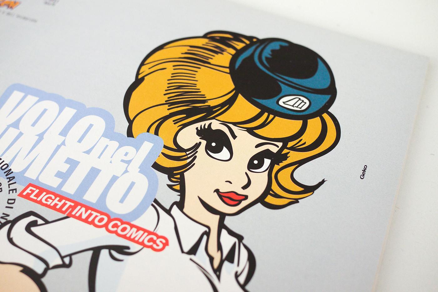 Comix  event  Graphic  design comics