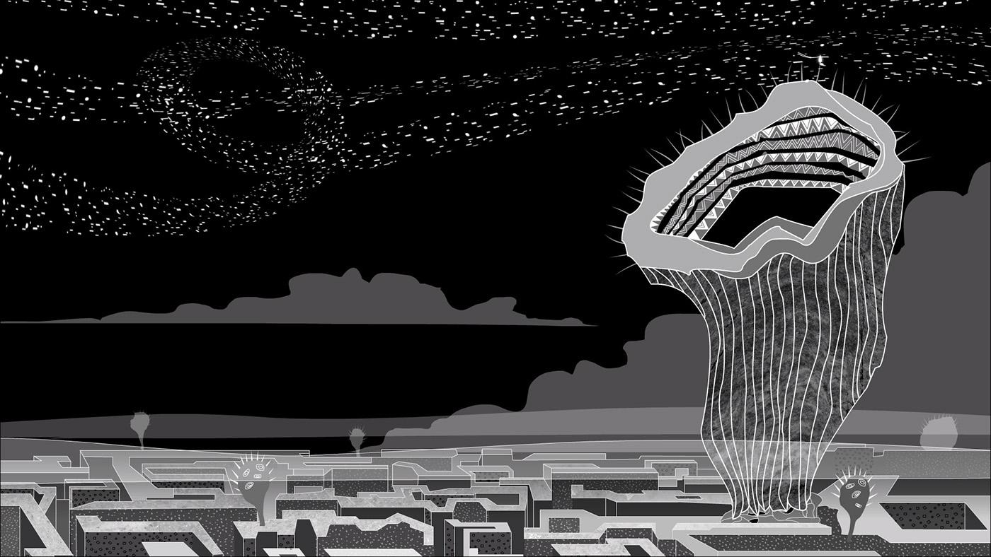 mystique future robots sleepers fantasy anti-utopia