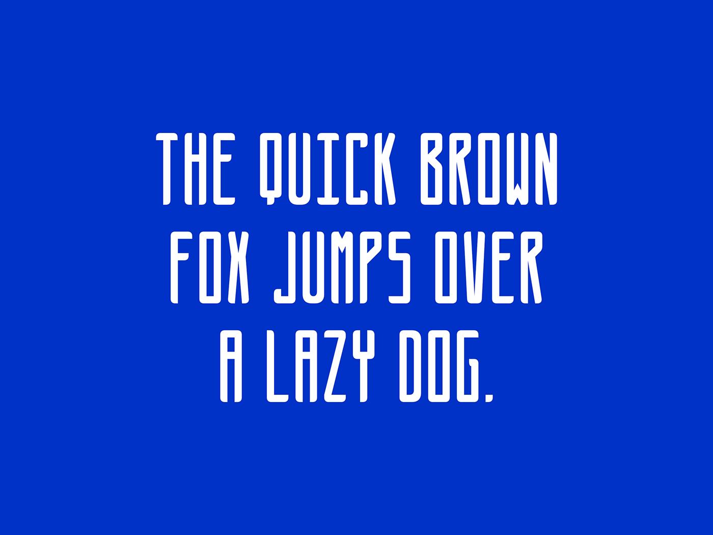 free font type modular freebie all caps uppercase capital Latin rounded Free font flat Headline Display Typeface