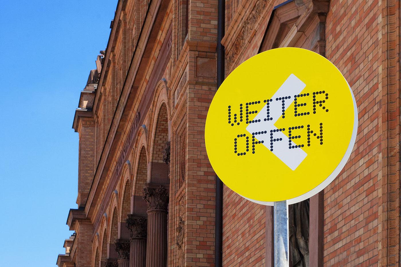 Hamburger Kunsthalle Weiter Offen On Behance