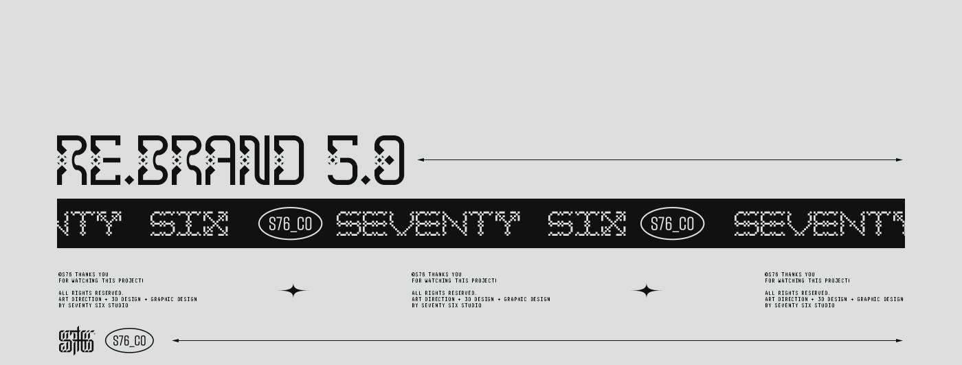 3D design Design Graphic ILLUSTRATION  industriel logo logos monochrome sekonic type