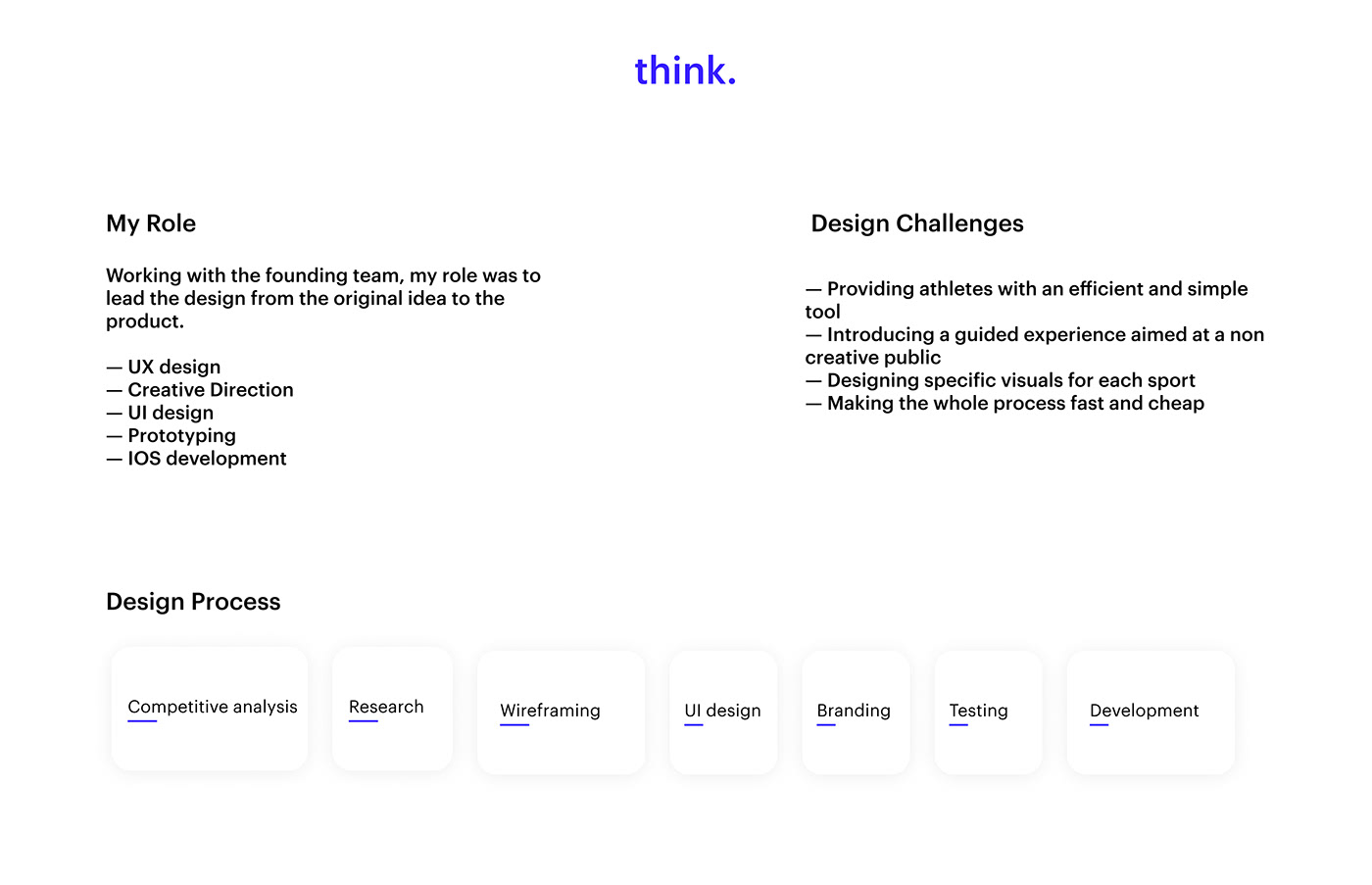 app design branding  Case Study iOS App jbk studio micro-interaction minimal onwall Service design UX Case Study