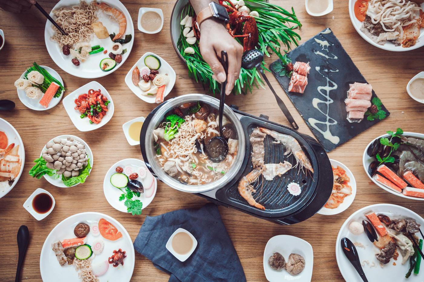 Food  restaurant Asian Food video content Ecommerce san francisco