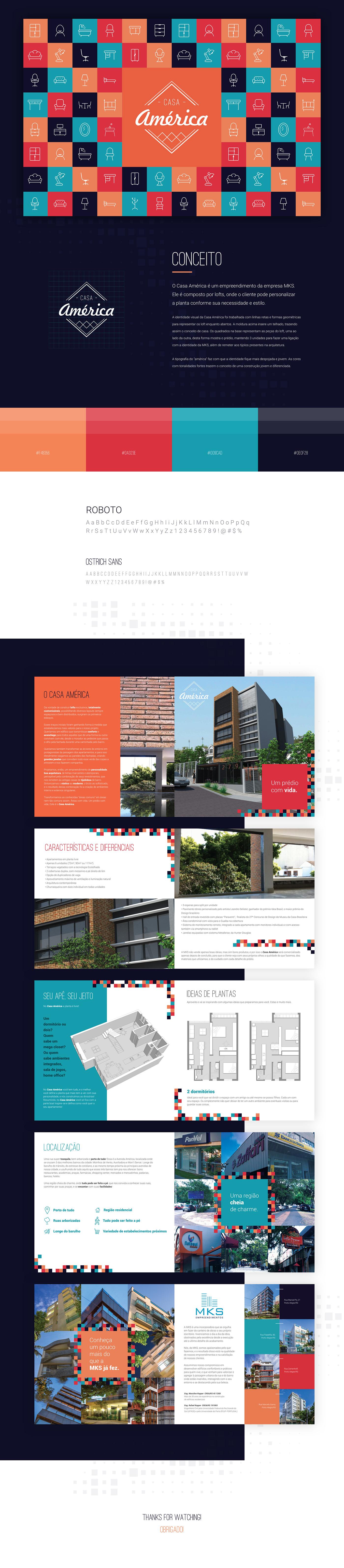 estilo despojado Londres ARQUITETURA LOFT Empreendimento building Style colors London brand