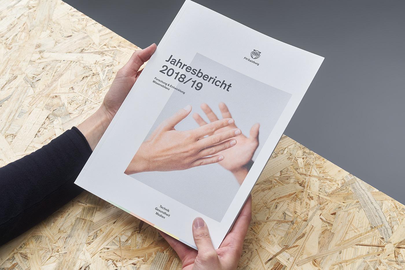 AnnualReport graphicdesign printdesign wirsindartisten