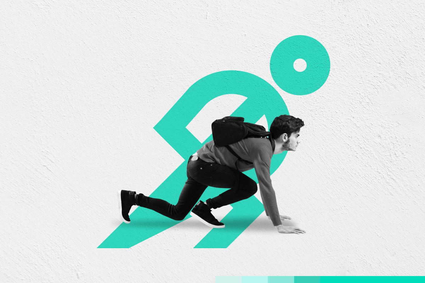 goldenratio identidade Illustrator Logotipo photoshop Proporção visual