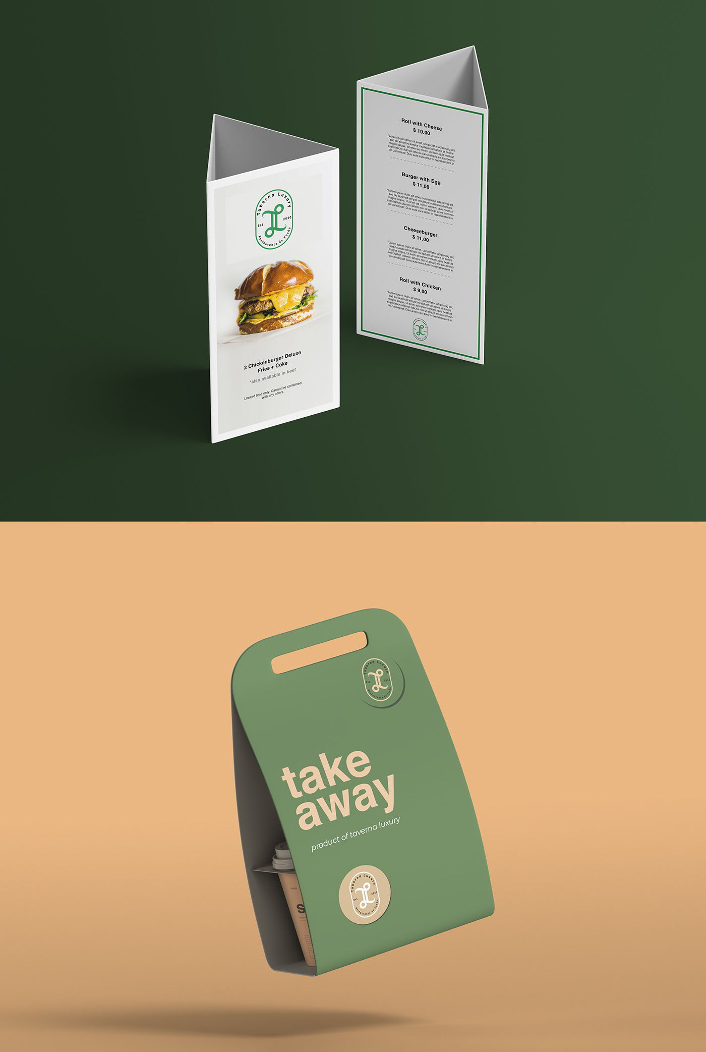 ArtDirection brand branding  design Food  graphicdesign logo Logotype monogram restaurant