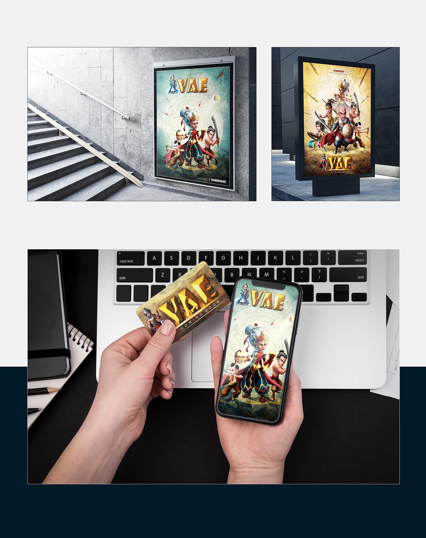 branding  Character design  game design  thinh brand art Character Illustrator illustrator design Logo Design