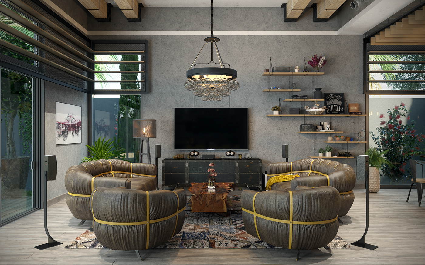 Image Result For Toshi Living Room