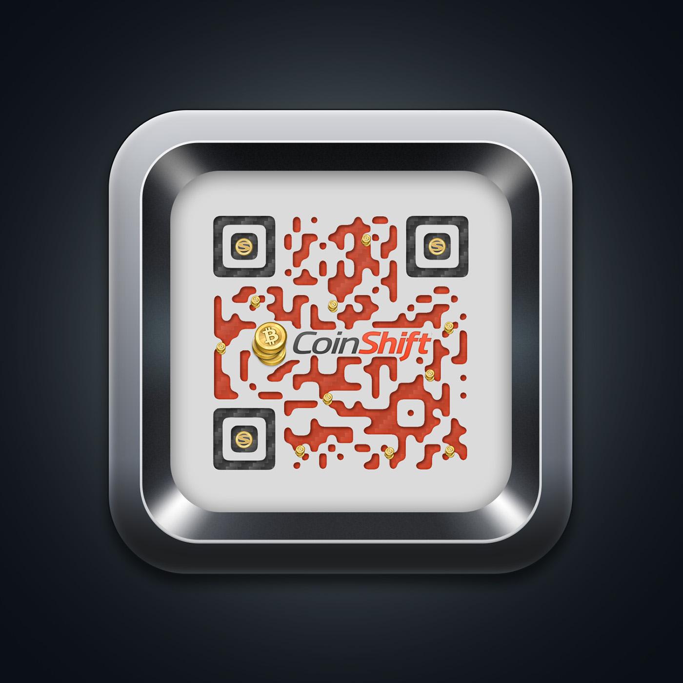 細緻的25個QRcode設計欣賞