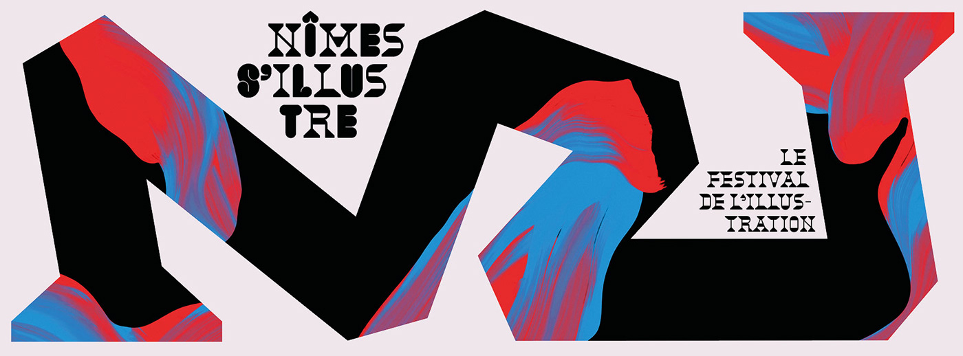 art contemporain design design graphicdesign graphisme ILLUSTRATION  painting   typography   visual VisualDesign