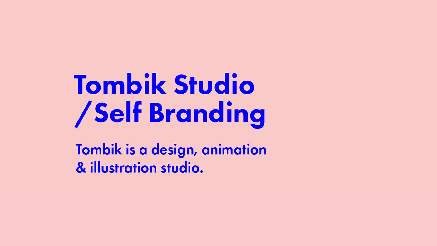 creative studio self branding graphic design  branding  design studio Studio Branding animation studio illustration studio Creative Branding Brand Design