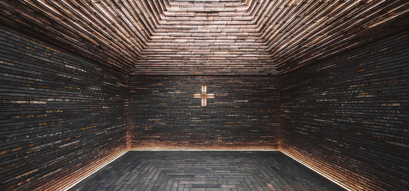 airport altrath architecture ber Berlin Brandenburg church Photography  Prayer room willy brandt