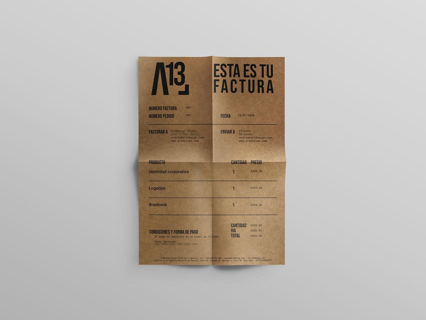 a13design branding  design everythingyouneed offlinedesign studio