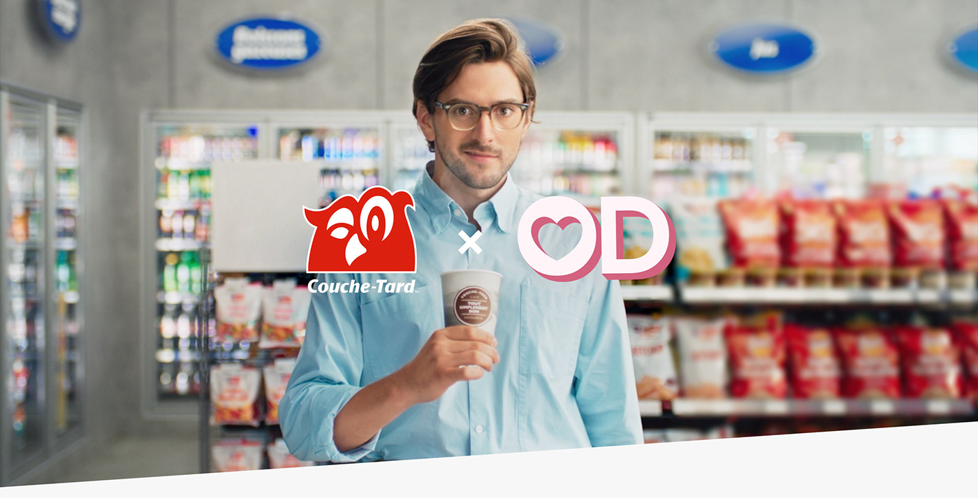 commercial Convenience Store couche-tard Occupation double Quebec Sponsorship TV Ad