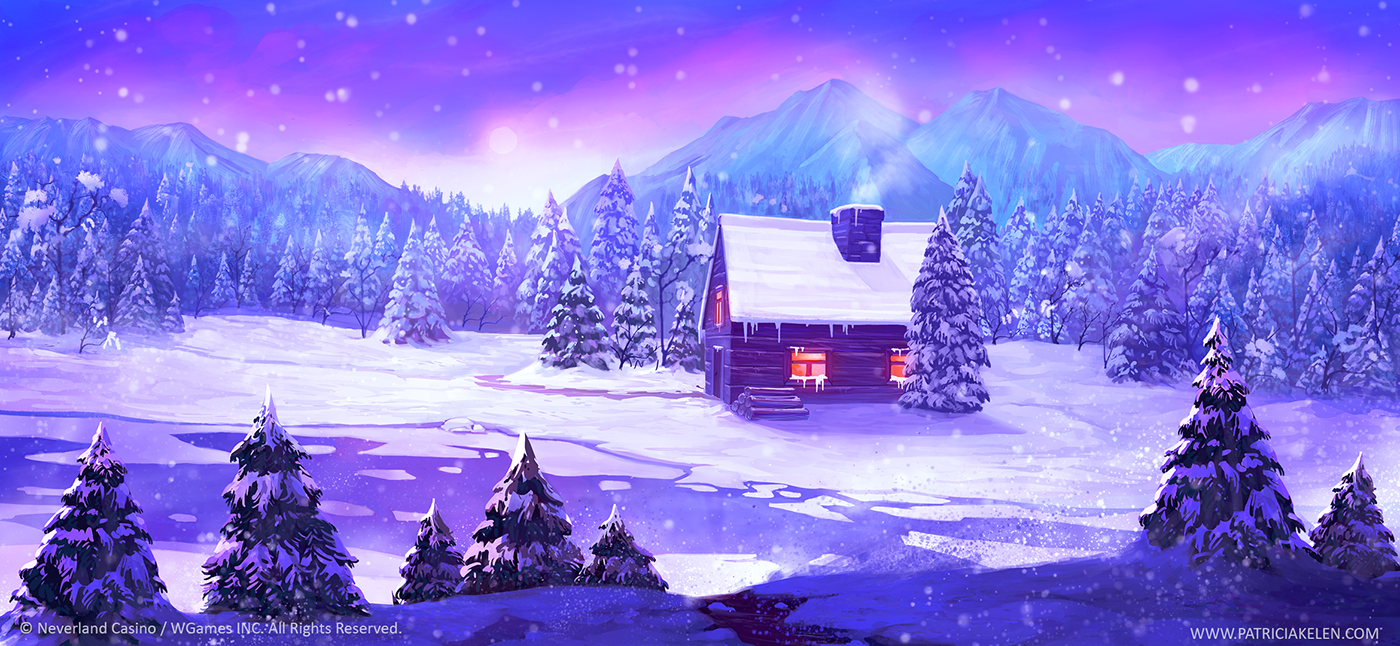 background environment fantasy game mobile