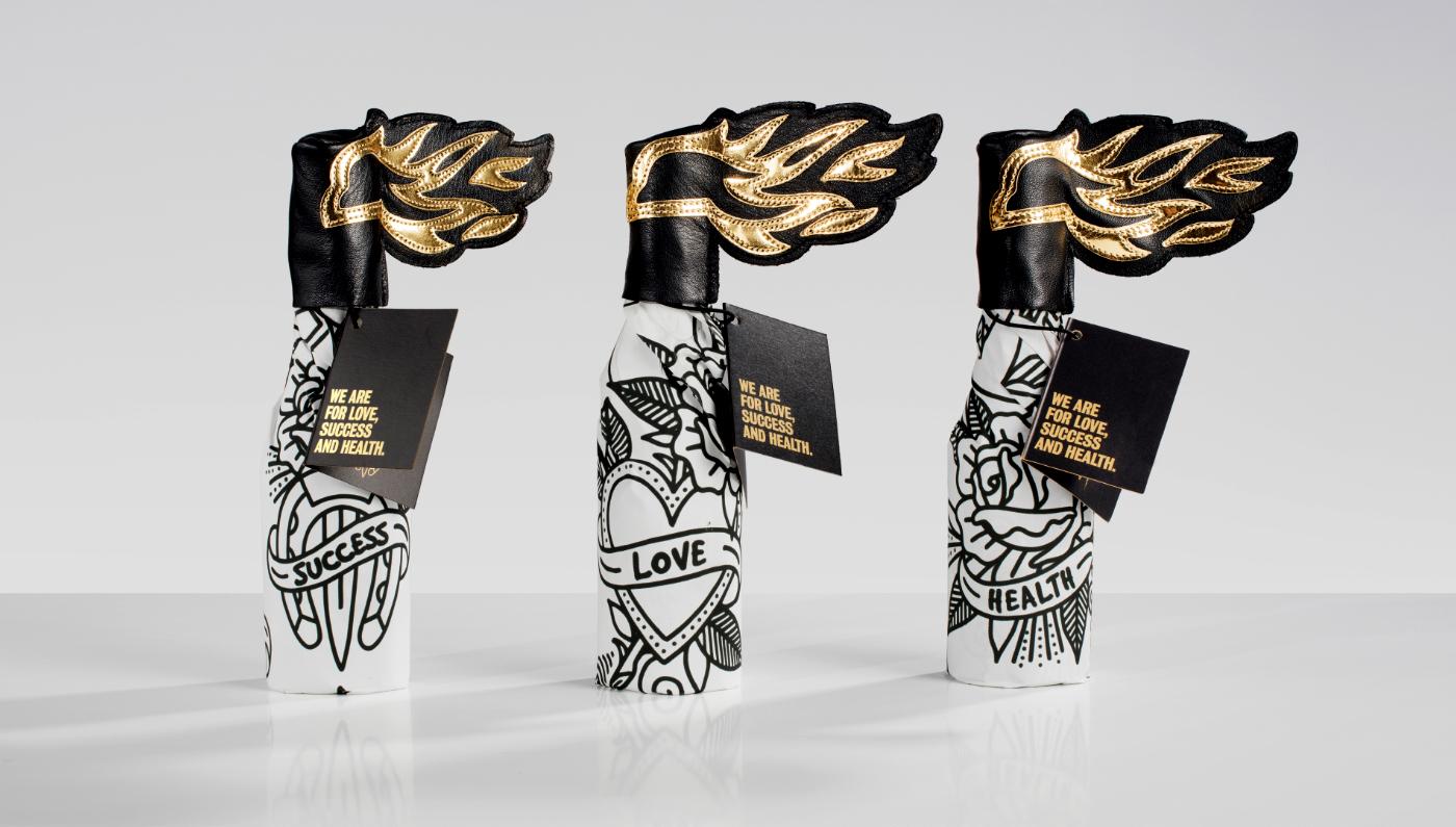packaging + design